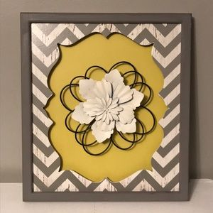 Decorative Flower Wall Hanging
